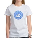 """Women's T-Shirt, 8"""" logo"""
