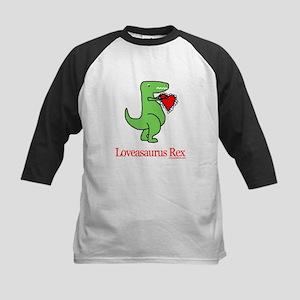 loveasaurus Baseball Jersey