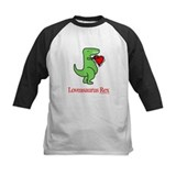 Kids valentine Baseball T-Shirt