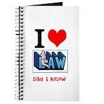 Sad Law Student's Journal