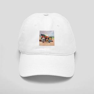 Roosevelt Bear Mechanic Cap