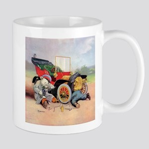 Roosevelt Bear Mechanic Mug