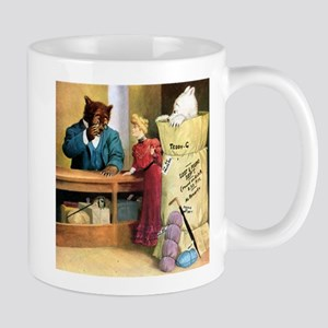 Roosevelt Bears at the Post Office Mug
