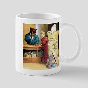 Roosevelt Bears at the Post Office Mug