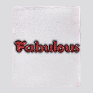 Fabulous Throw Blanket