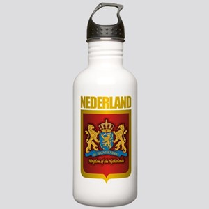"""""""Netherlands Gold"""" Stainless Water Bottle 1.0L"""