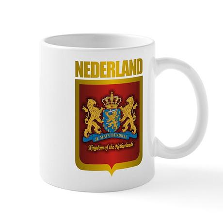"""Netherlands Gold"" Mug"