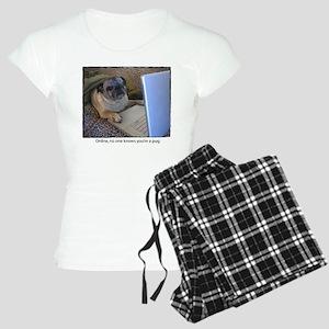 Online Pug Women's Light Pajamas