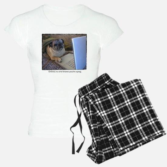 Online Pug Pajamas