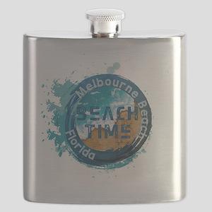 Florida - Melbourne Beach Flask