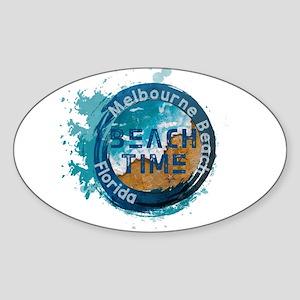 Florida - Melbourne Beach Sticker