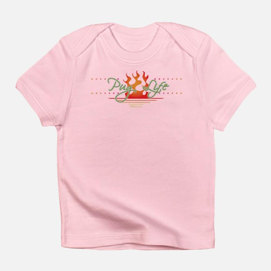 Pug Life Endless Summer Infant T-Shirt