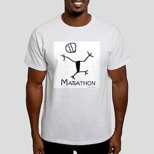 Marathon Ash Grey T-Shirt