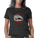 littlestinker11x11_pillow Women's Classic T-Shirt