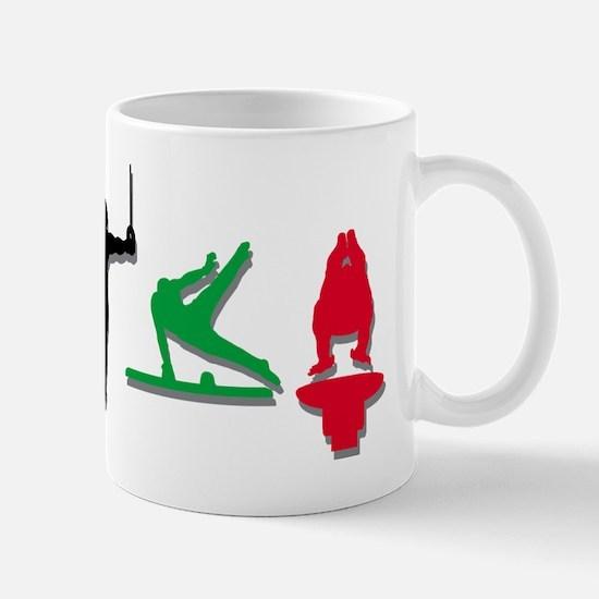 Men's Gymnastics Mug