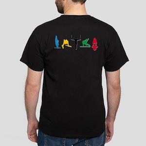 Men's Gymnastics Dark T-Shirt