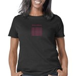 Writers Mantra Magenta_edi Women's Classic T-Shirt