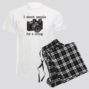 I Shoot People - Men's Light Pajamas