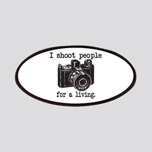 I Shoot People - Patches