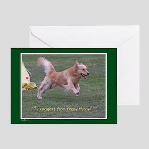 Golden Retriever Birthday Card 2012-12
