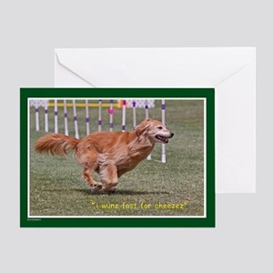 Golden Retriever Birthday Card 2012-11