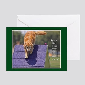 Golden Retriever Birthday Card 2012-7