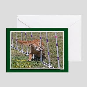 Golden Retriever Birthday Card 2012-5