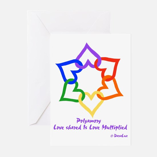 Poly Greeting Cards (Pk of 10)