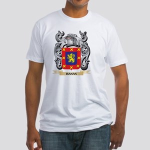Banas Family Crest - Banas Coat of Arms T-Shirt