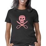jollycropper_ltpink_trans Women's Classic T-Shirt