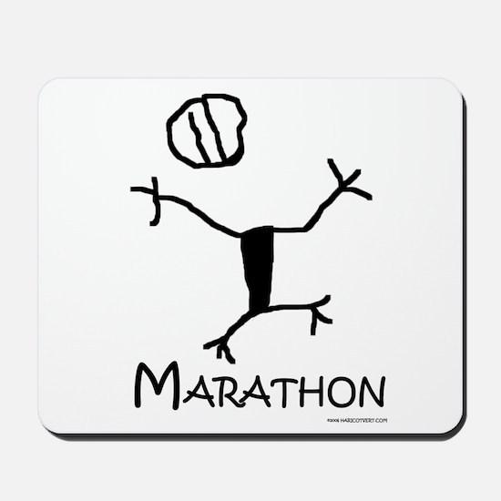 Marathon Mousepad