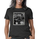 BURN OUT CHAMP Women's Classic T-Shirt