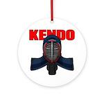 Kendo Men1 Ornament (Round)