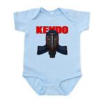 Kendo Men1 Infant Bodysuit