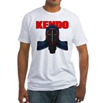 Kendo Men1 Fitted T-Shirt
