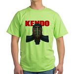 Kendo Men1 Green T-Shirt