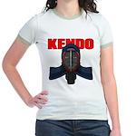 Kendo Men1 Jr. Ringer T-Shirt