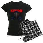 Kendo Men1 Women's Dark Pajamas