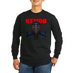Kendo Men1 Long Sleeve Dark T-Shirt