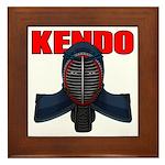Kendo Men1 Framed Tile
