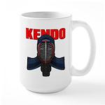 Kendo Men1 Large Mug