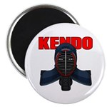 Kendo Men1 Magnet
