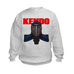 Kendo Men1 Kids Sweatshirt