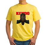 Kendo Men1 Yellow T-Shirt