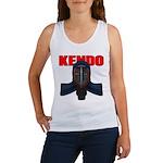 Kendo Men1 Women's Tank Top
