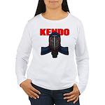 Kendo Men1 Women's Long Sleeve T-Shirt