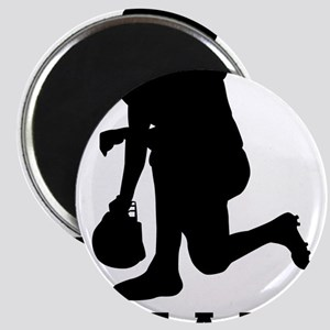 Tebowing - Take a Knee Magnet