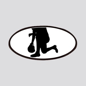 Tebowing - Take a Knee Patches