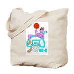 Ok-9 Inspiration(basketball) Tote Bag