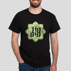 Jig Gig by DanceBay.com Dark T-Shirt